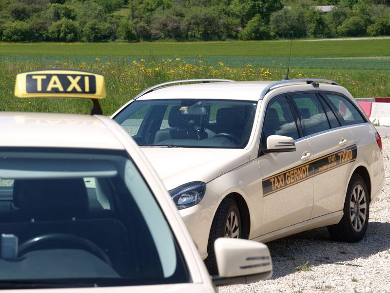 Flughafenfahrten - Taxi Gerndt Tuttlingen