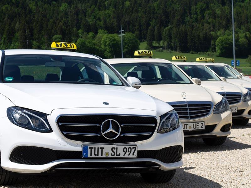 Geschäftsfahrten - Taxi Gerndt Tuttlingen