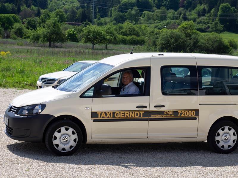 7-Sitzer-Taxis  - Taxi Gerndt Tuttlingen