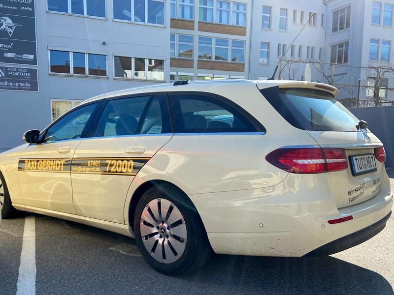 Kombi-Fahrzeuge  - Taxi Gerndt Tuttlingen