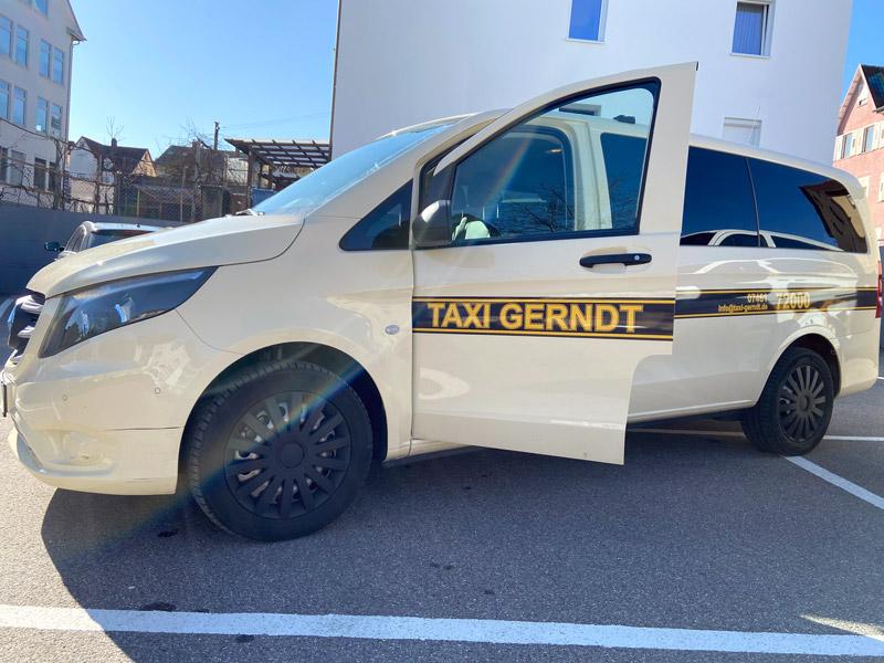 Krankenfahrten - Taxi Gerndt Tuttlingen