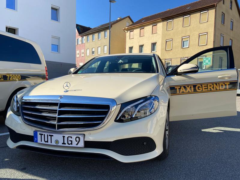 Limousine - Taxi Gerndt Tuttlingen